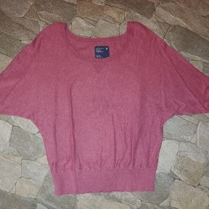 **Final Price**American Eagle Women's Size XL Red